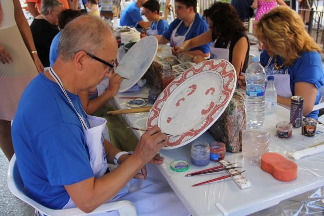 fiesta de la cerámica de Manises