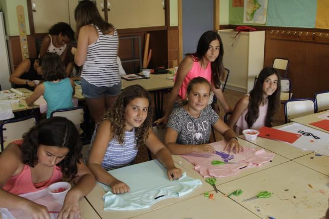 niños escuela de verano de alaquàs