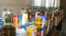 Comerciantes de Almàssera inician una recogida de alimentos para las familias más necesitadas