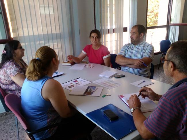 reunión compromís subvenciones entidades sociales
