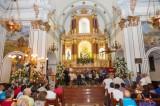 La Nit d'albaes marca el inicio de la festividad de Nuestra Señora de los Ángeles