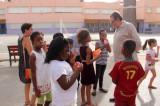 75 escolares con escasos recursos económicos disfrutaron del campus social de Torrent