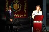Begoña Rodrigo inicia las fiestas con el primer pregón institucional en la historia de Xirivella
