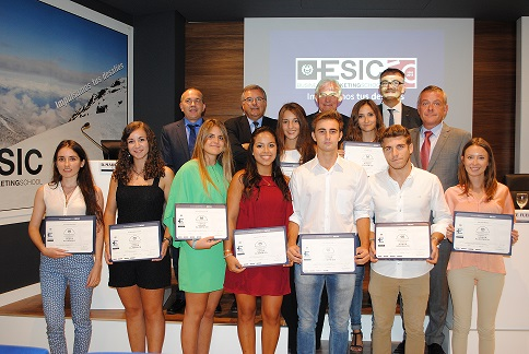 ESIC-PremiosExelencia-CuadroHonor2015