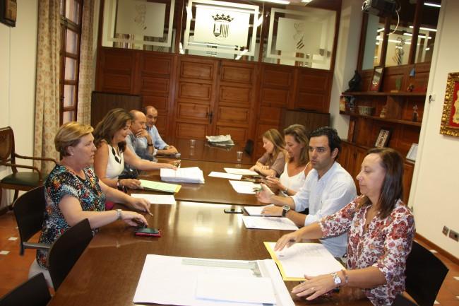 Junta Gobierno Local 7 septiembre