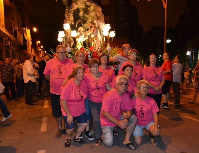 Quart. comisión de fiestas barrio san Onofre
