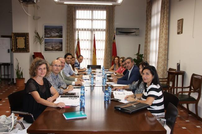 Reunión Sagredo - Paterna,  Ciudad de Empresas