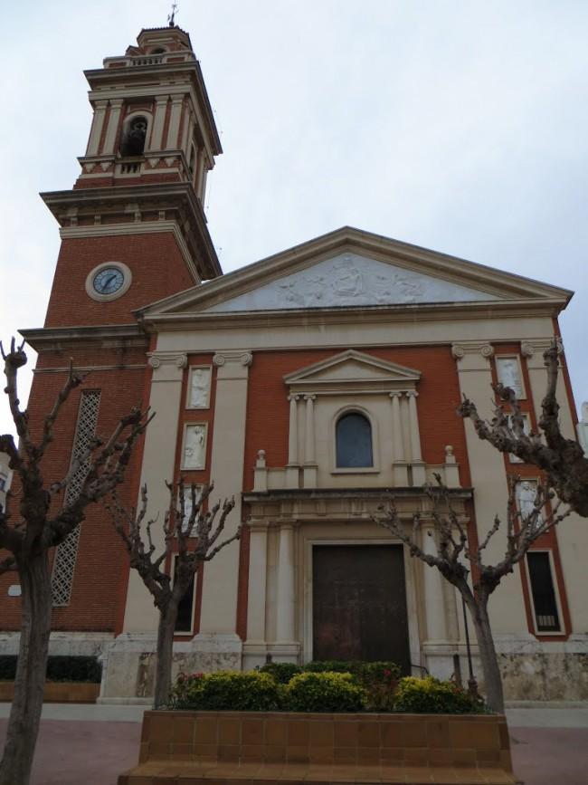 Tavernes-Blanques-iglesia-santimisima-trinidad