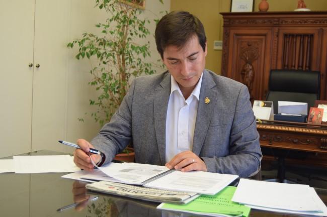 alcalde balance 100 días burjassot