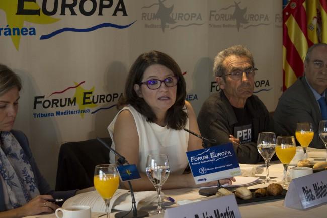 fórum europa mónica oltra y vicent martí (2)