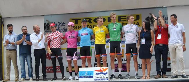 final vuelta ciclista provincia Moncada