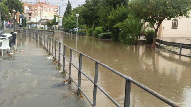 lluvias godella 27 de septiembre