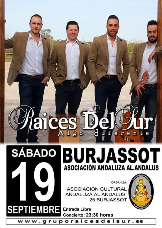 semana cultural Al Andalus Burjassot