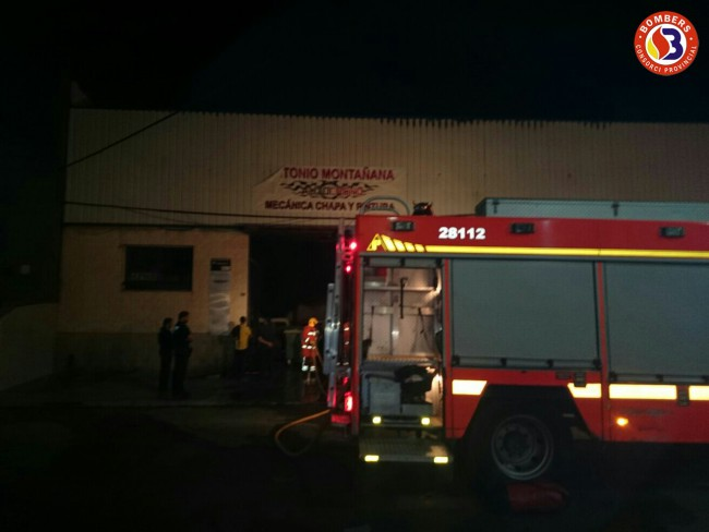 Rafelbunyol-incendio-taller
