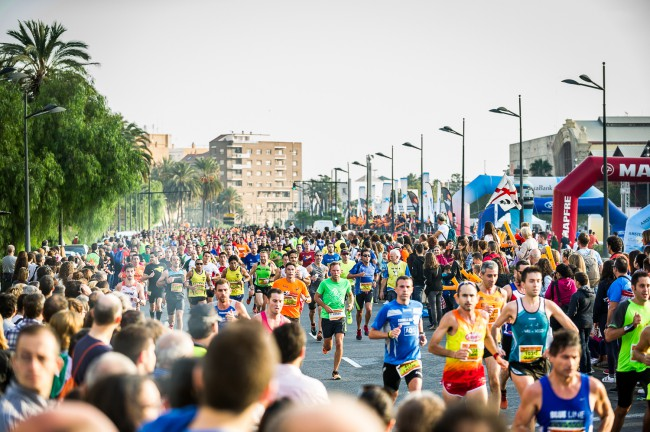 Valencia-medio-maraton-corredores