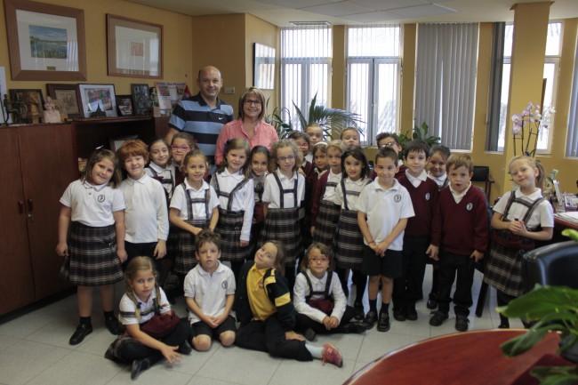Visita alumnes Sant Cristofor Martir 2