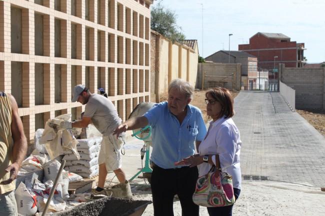 Visita obres Cementeri Picassent 1