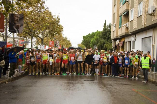 Xirivella. Media Maraton 2011