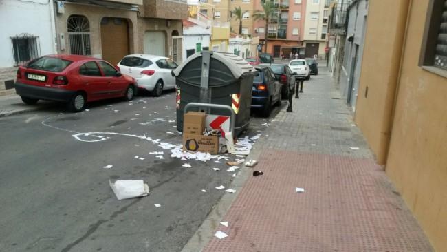 contenedor VDesamparados