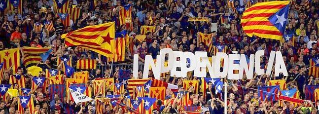 Independencia Catalunya estelades