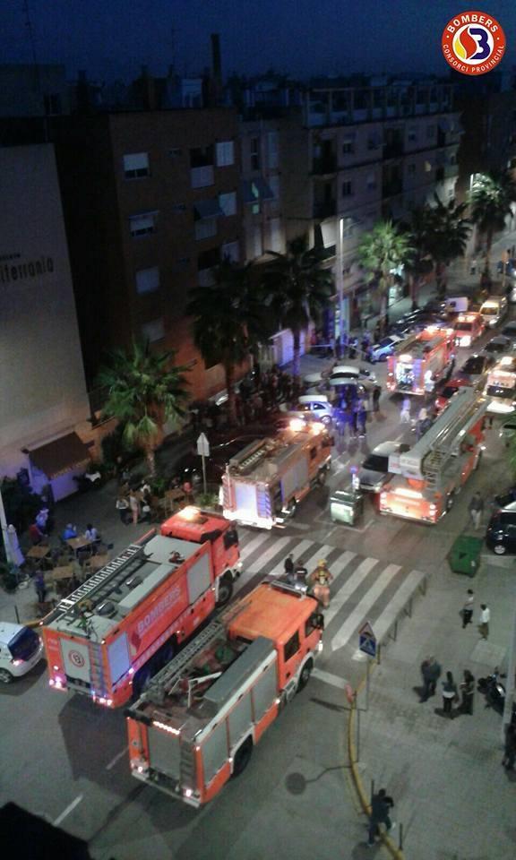 Catarroja-incendio-avenida-rambleta
