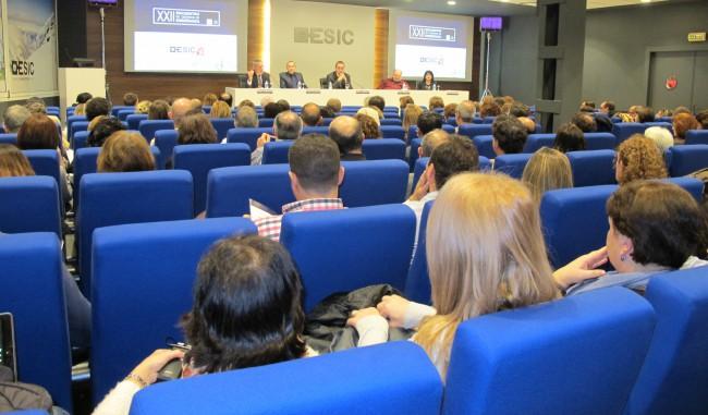 ESIC. XXII Encuentro de Centros de Enseñanza