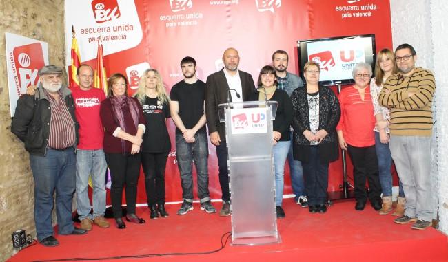 EUPV-UP-Presentació-Candidatura-Eleccions-Generals-2015