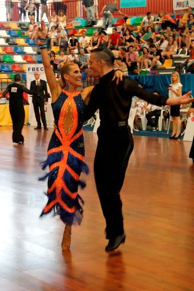 Paterna. Baile Latino. Piedra Escrita