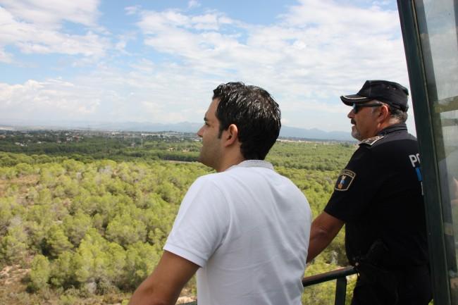 Paterna. Torre Vigilancia La Vallesa