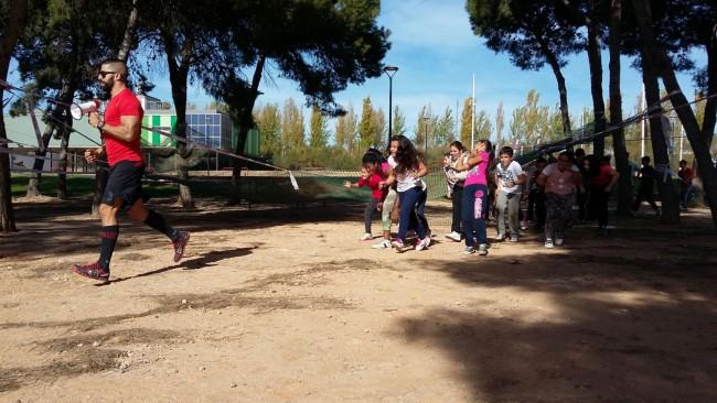 Paterna. Workout Spartan Escolar alumnos