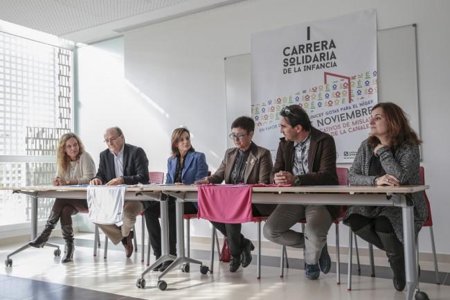 Presentación I Carrera Solidaria de la Infancia-1
