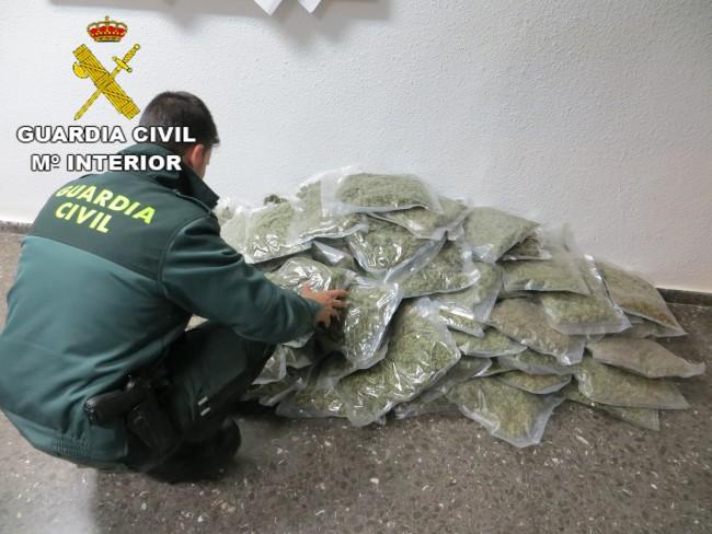 Puçol-Guardia-Civil-marihuana-trafico-droga