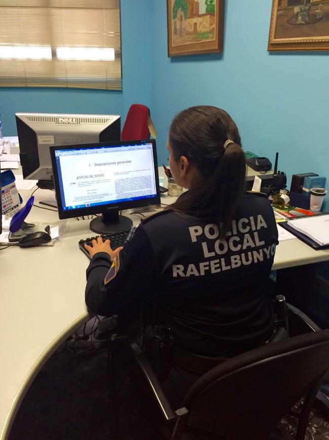 Rafelbunyol-Policía-local-victimas-violencia-genero