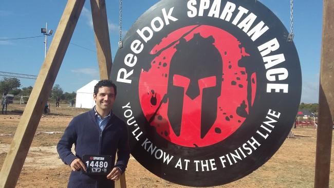 Sagredo Reebok Spartan Race