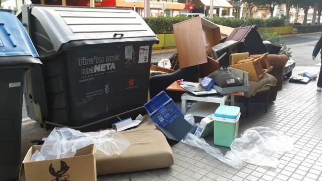 el PP denuncia abandono barrios de mislata