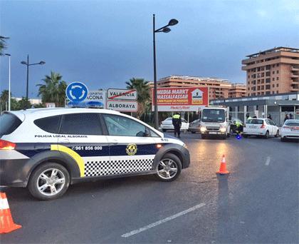 Alboraya-Policía-Local-control-alcohol-drogas