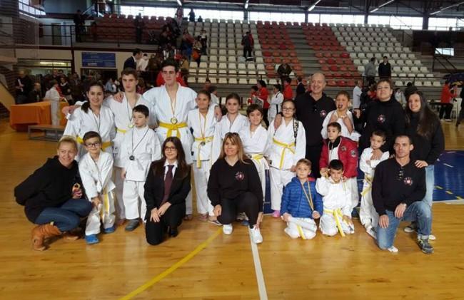 Campeonato Karate de Paterna