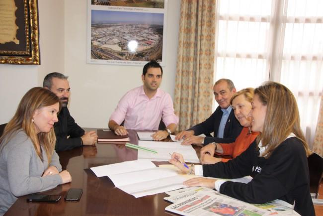 Equipo de Gobierno Ayuntamiento Paterna(1)