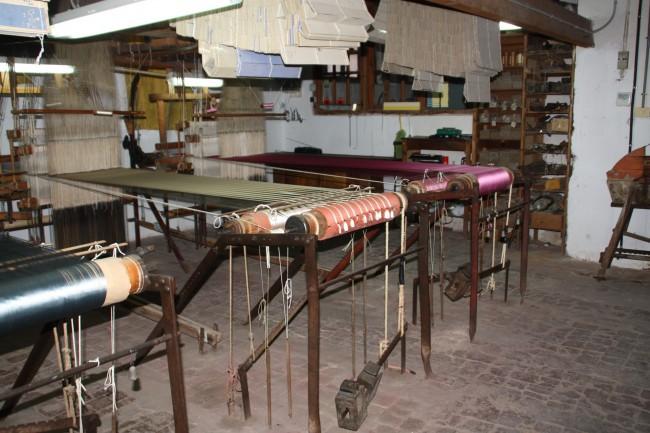 Moncada. fabrica de seda Garín de Moncada