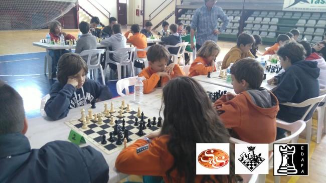 Paterna. Torneo ajedrez
