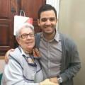 Sagredo y Carmen Roca