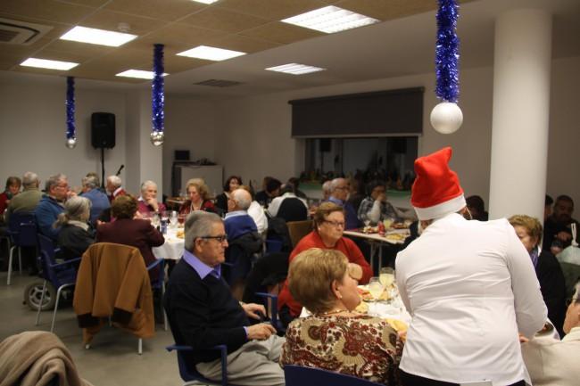 Sopar Nadal centro mayores Torrent