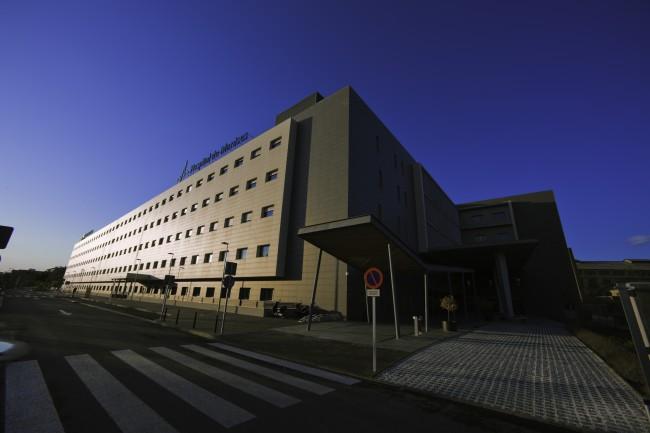fachada hospital