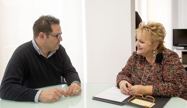 Berenguerse reúne con alcalde de Sedaví