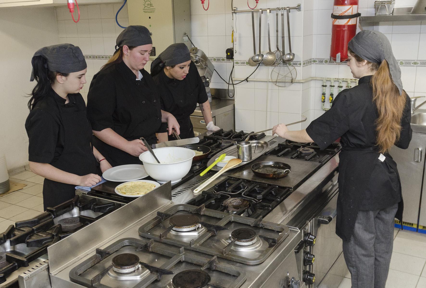 Curso de cualificación profesional de cocina-6