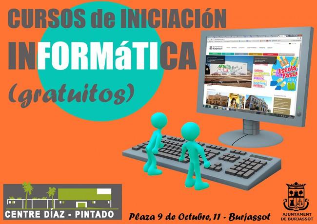 Cursos Iniciación Informática enero 2016
