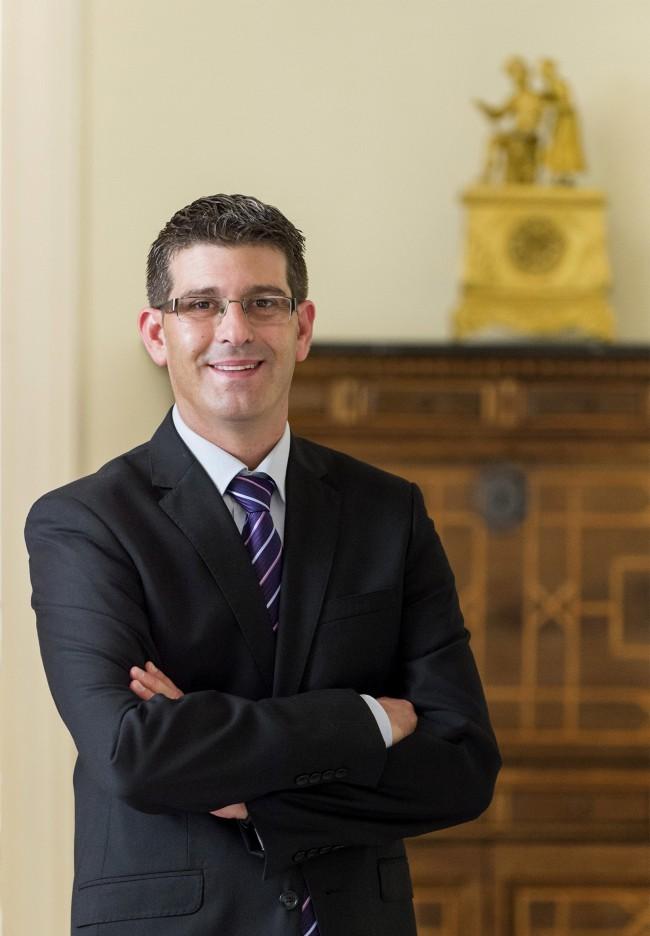 Jorge Rodríguez, presidente de la Diputación de Valencia
