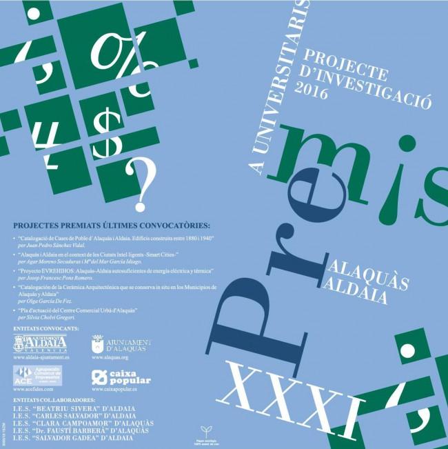 Premis Universitaris Alaquàs-Aldaia