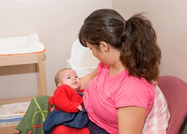 Sala de lactancia Casa de la Dona-2