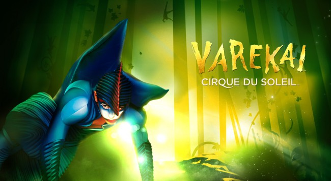 Varekai. Circo del Sol